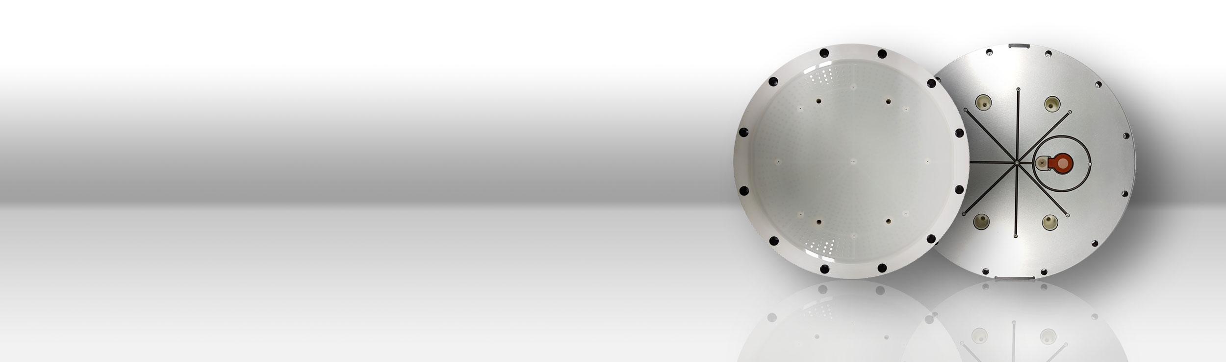 Ceramic ESCs (spray coating)